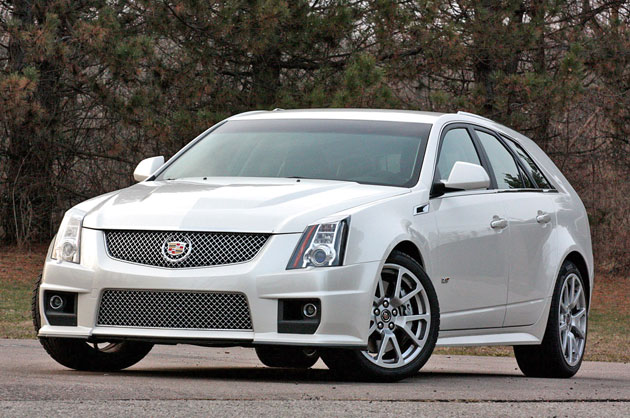 Cadillac CTS-V Sport Wagon